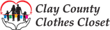 CLAY COUNTY CLOTHES CLOSET Logo